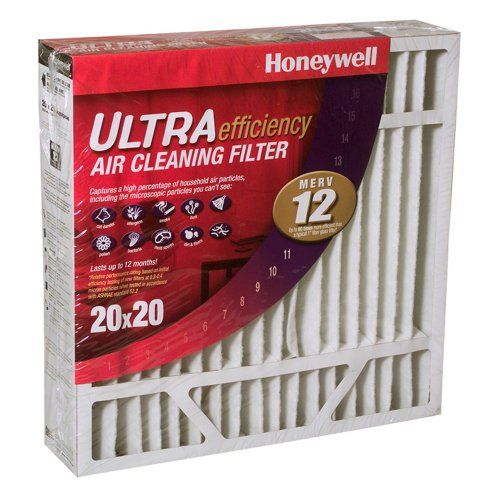 Honeywell CF200A1024 4-Inch Ultra Efficiency Air Cleaner Filter - You can improve the air quality in your home with Honeywell's whole-house air cleaner filters. Today's tightly-built homes trap dust, allergens and more, which explains why poor indoor air quality ranks among the top five environmental risks to public health. Honeywell Air Filters are significant...