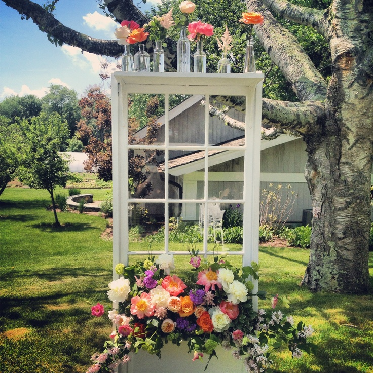 Outdoor Wedding Ceremony Doors: 1000+ Images About Wedding Arch/ Backdrop On Pinterest