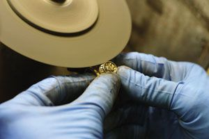 Neat video on how the Aggie ring is made
