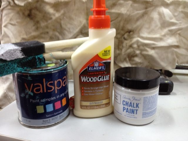 It's time to Create: DIY Crackle Paint