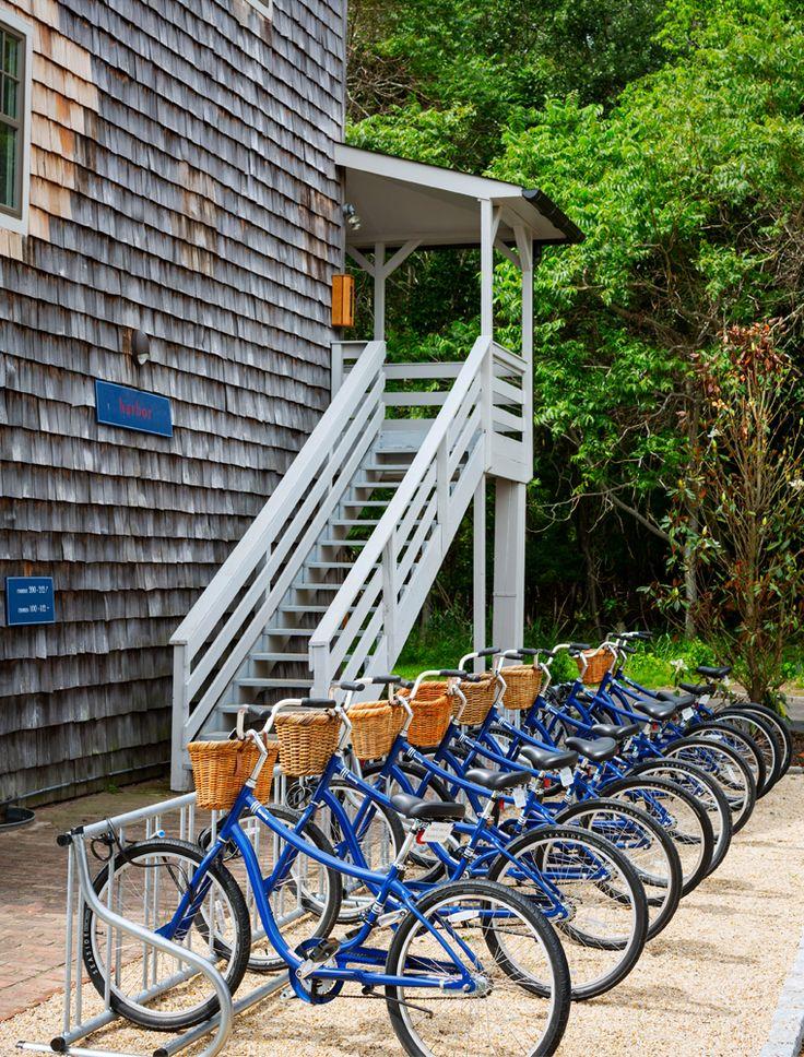 A Hamptons bike ride in Sag Harbor
