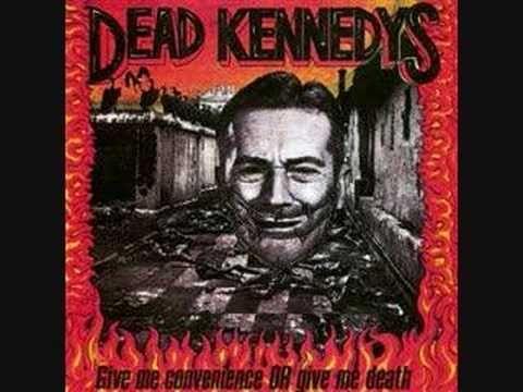 Dead Kennedys - Police Truck