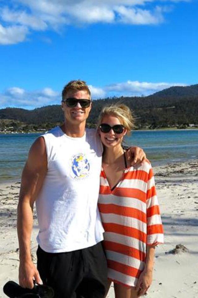 Nick and Catherine