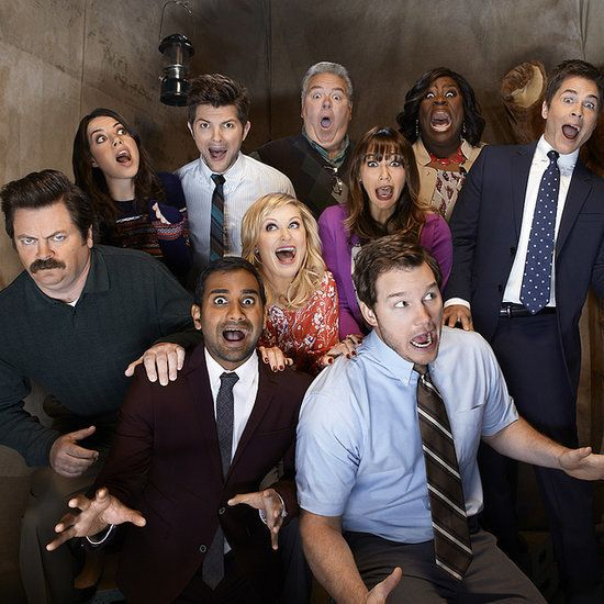 "Parks and Recreation | ""Uses a single-camera, mockumentary filming style, with the implication being that a documentary crew is filming everyone. The ensemble and supporting cast features Amy Poehler, Rashida Jones, Aziz Ansari, Nick Offerman, Aubrey Plaza, Paul Schneider, Chris Pratt, Adam Scott, Rob Lowe, Jim O'Heir, and Retta."""