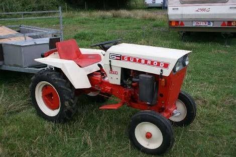 Traktor Gutbrod