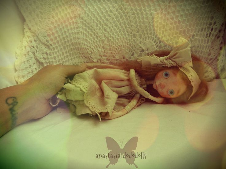 Ellie by anastasia dododolls