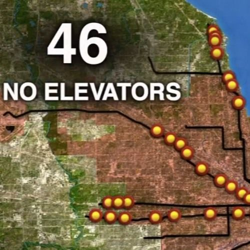 Chicago Transit Authority Working Towards ADA Compliance by Elevator World Inc.