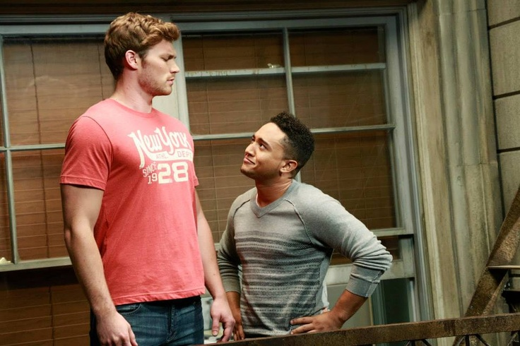 Looks like Danny's getting a stern talking to! Tune in to the summer premiere of Baby Daddy Wednesday, May 29 at 8:30/7:30c on ABC Family!