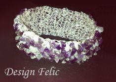 Design Felic. Anneli Widell som driver Design Felic har varit verksam med sin smyckestillverkning i 5 år. Anneli skapar smycken av bla pärlor, tråd och läder.