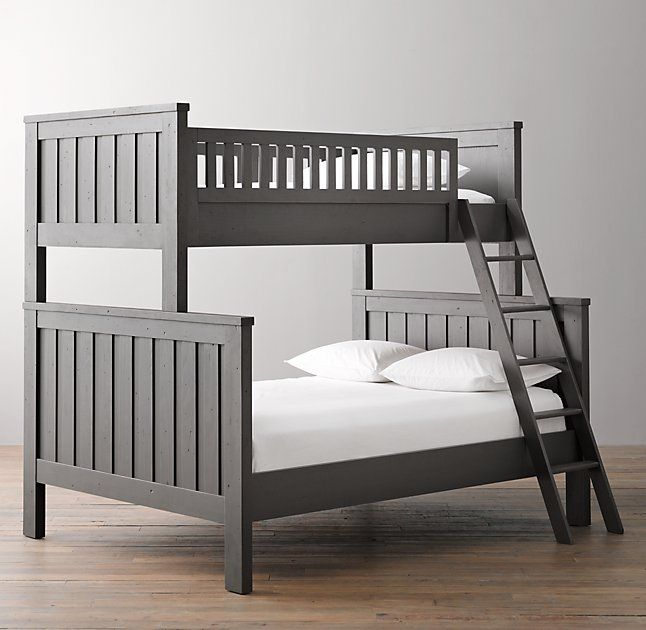 Kenwood Twin-over-Full bunk bed