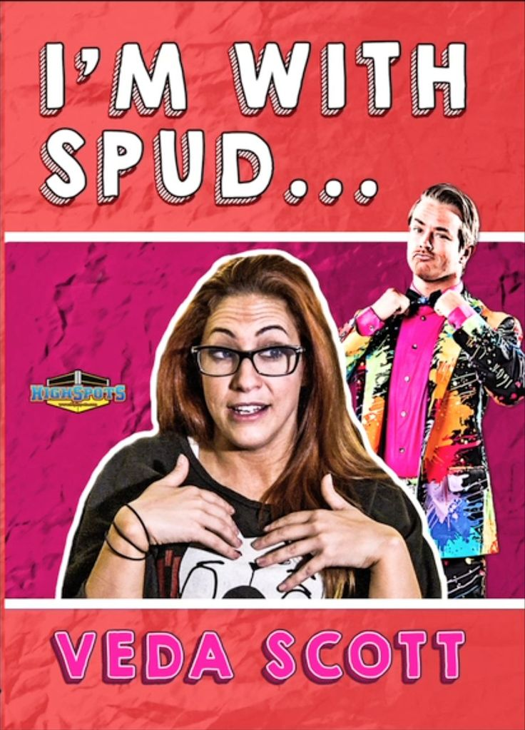 Rockstar Spud ‏@RockstarSpud 10h10 hours ago  COMING SOON to @HighspotsWN & @Highspots   #ImWithSpud feat @itsvedatime pic.twitter.com/thvkt8b0Wt