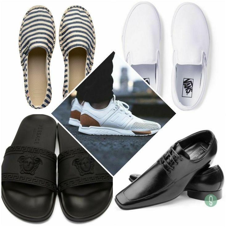 Os 5 sapatos que serão tendência na Primavera/Verão 2018. Acesse para conhecer todos!