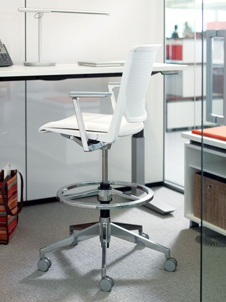 The Perfect Sit To Stand Solution For Any Architect Or Designer In Need Of A Comfortable And Function Drafting Stool