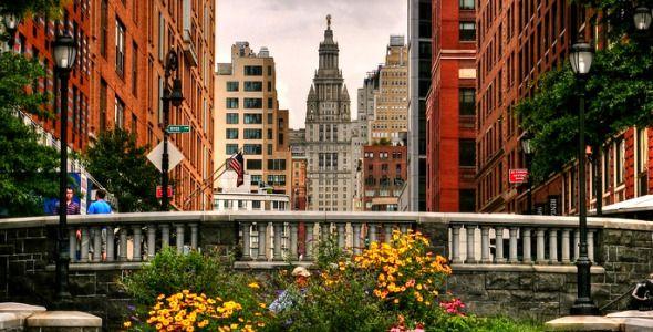 Battery Park City apartments