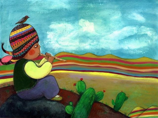 MARICEL RODRIGUEZ CLARK - Ilustradora Argentina -   Feria del libro 2010