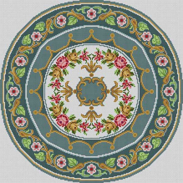 Round Oriental