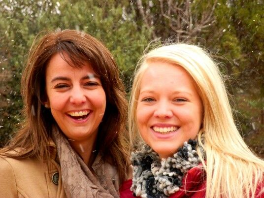 #snow #friends #winter Potchefstroom North-West South Africa.
