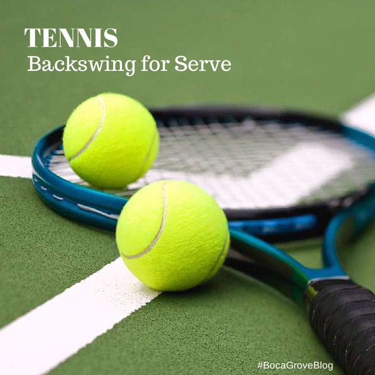 Boca Grove's Tennis Director Richard Centerbar discusses the challenges with teaching tennis due to the changes in the sport, specifically teaching the backswing during a serve.