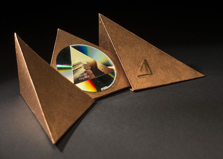 cd cover pyramid