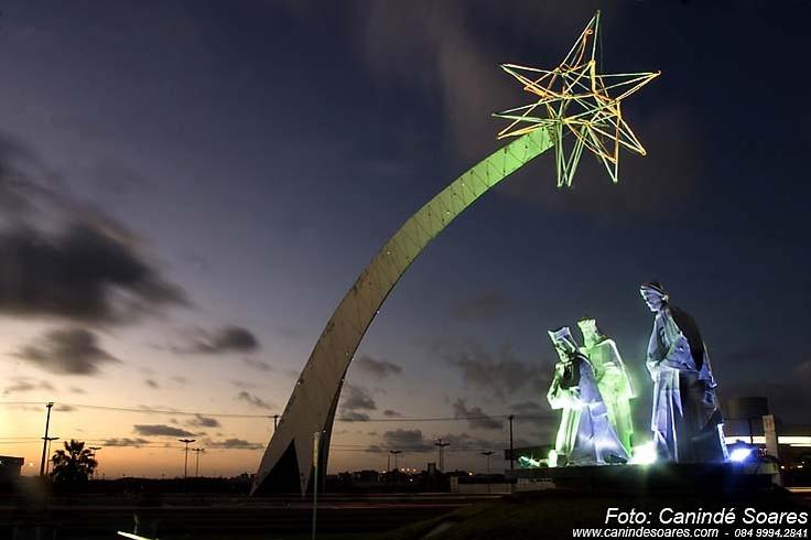 Pórtico da Cidade de Natal - RN-Brasil