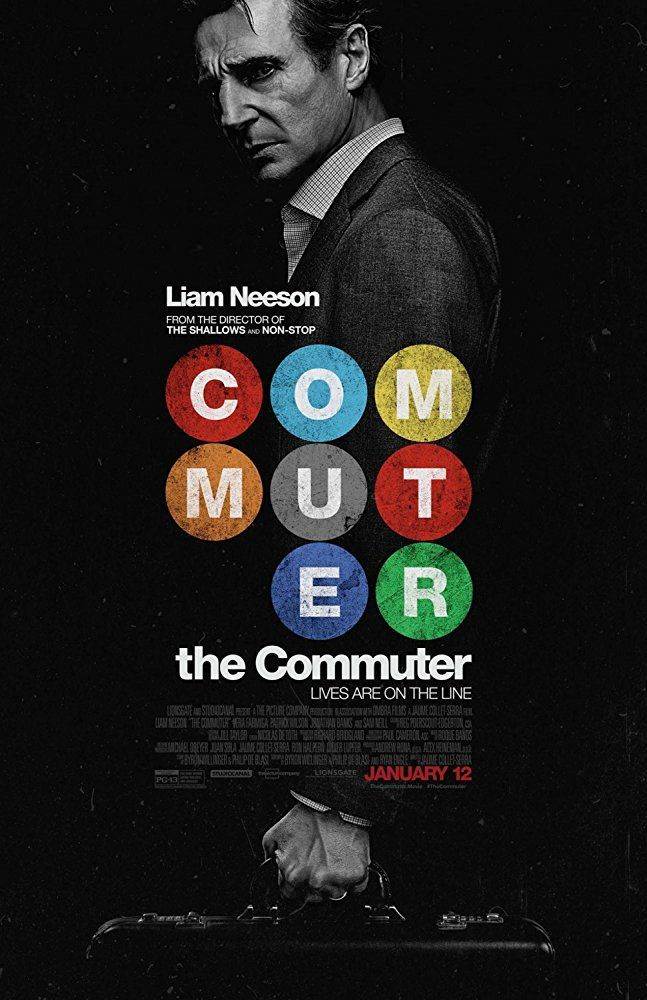 The Commuter Liam Neeson Films Online Thrillers