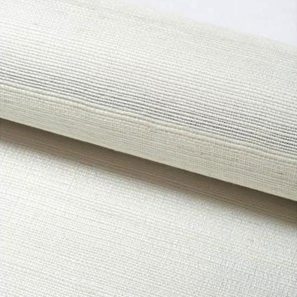 Grasscloth Wallpaper In Pearl Grasscloth Wallpaper Grasscloth Woven Grass Caitlin wilson grasscloth wallpaper