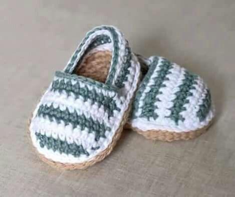 20 besten Babyschuhe Bilder auf Pinterest | Babyschuhe, Stricken und ...