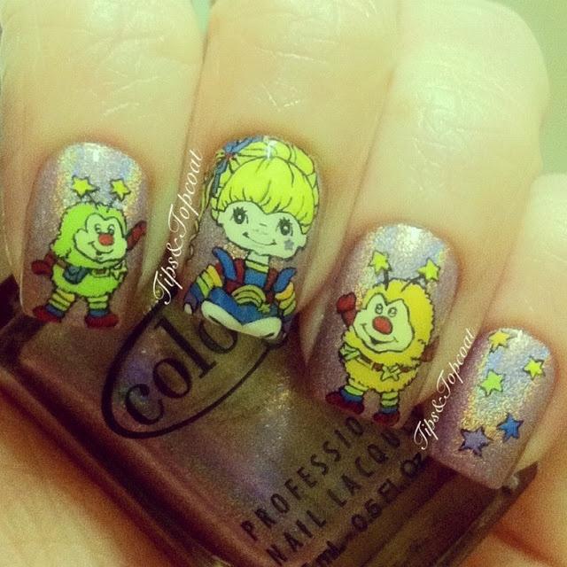 Mejores 179 imágenes de Nails: Girly Girl en Pinterest | Uñas ...