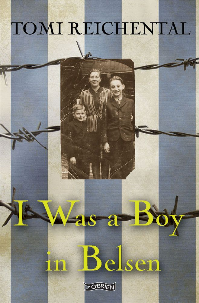 """Tomi Reichental, who lost 35 members of his family in the Holocaust and was the subject of the documentary """"Till The Tenth Generation"""", gives his account of being imprisoned as a child at Belsen concentration camp."""