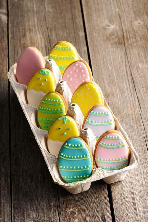 Easter cookies                                                                                                                                                                                 Más