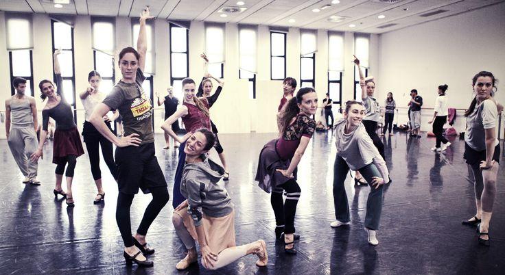Our Corps de Ballet rehearsing L'altra metà del cielo - 2012/2013 Season http://www.youtube.com/watch?v=tWYQK_ccCww