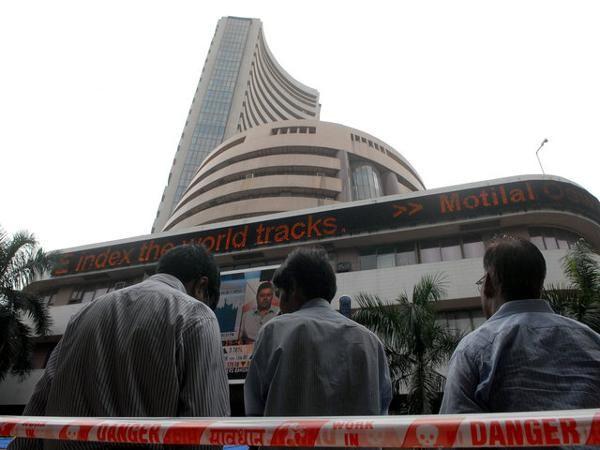 Sensex slips 200 points, Nifty tests 7,800