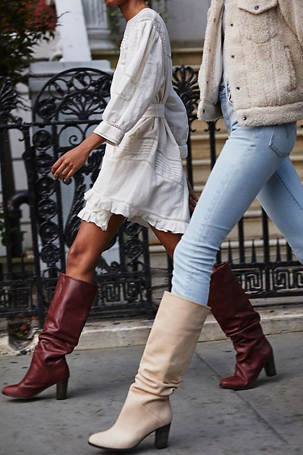ebd81bddd3f Tennison Tall Boot | Shoes | Slouchy boots, Fashion, Tall boots