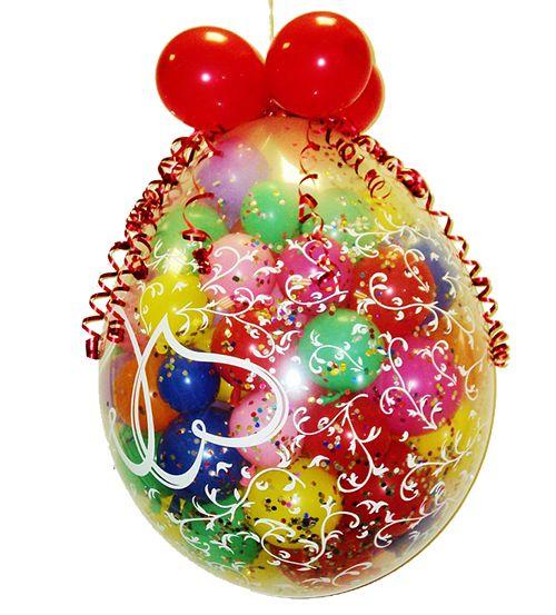 Купить шарики с гелием в Киеве, фольгированные, воздушные по доступным ценам.