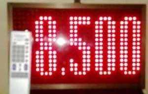 Master Teknologi adalah Toko Running Text yang menyediakan running text, yang tidak hanya terpercaya tetapi juga murah dan berkualitas Kelebihan Running Text Master Teknologi : • Konsumsi Listrik Kecil • Ketahanan Produk tahan Lama • Nyala Lampu yang sangat Terang bisa dipakai siang maupun malam • Bisa digunakan di Outdoor dan indoor • Garansi 12 Bulan Hubungi Segera : Master teknologi.com Telepon : 0852 6648 0289 / 0821 8666 2930 PIN BB : 73F552A0