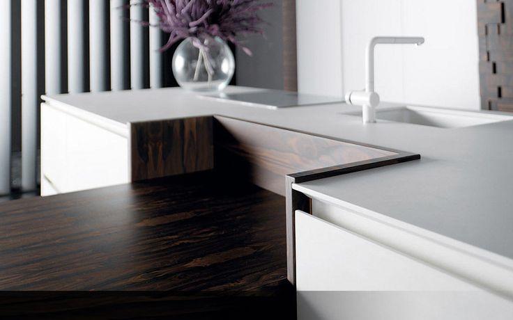 Storage cabinet for kitchen - COLONNA CHEF DE CUISINE - TONCELLI