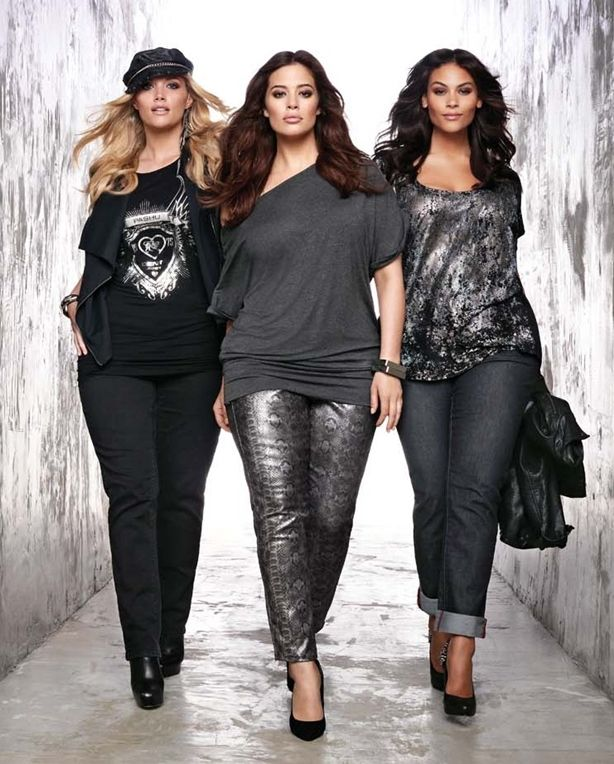 Fashion Tips for Plus-Size Women | VogueMagz : VogueMagz