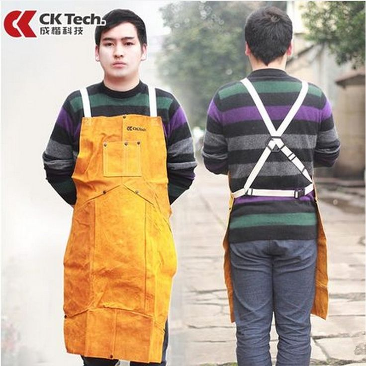 (29.90$)  Buy here  - CK Tech Work  Welding Apron Protective Clothing Dustproof Uniform Welder Apron Safety Apron Welding Apron Working Clothes 6101