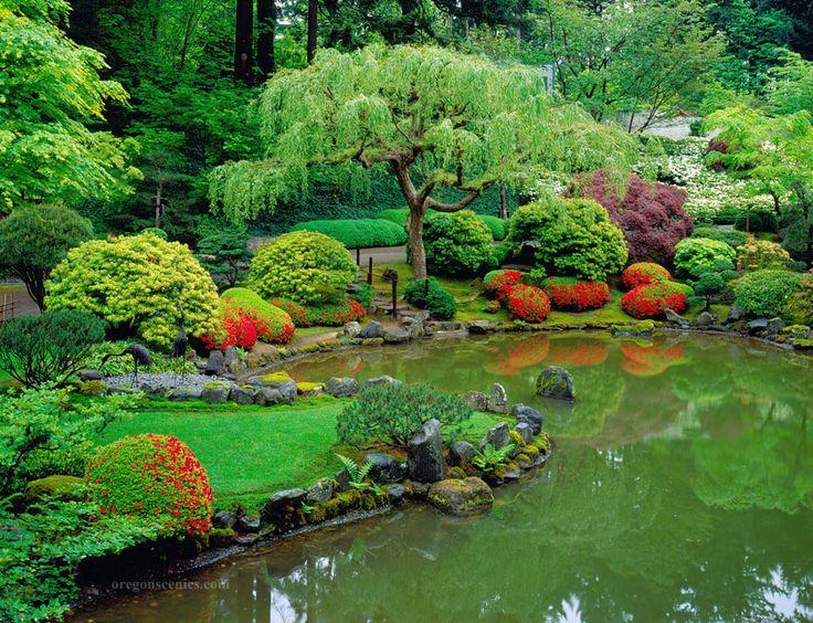Asian Garden Design Elements