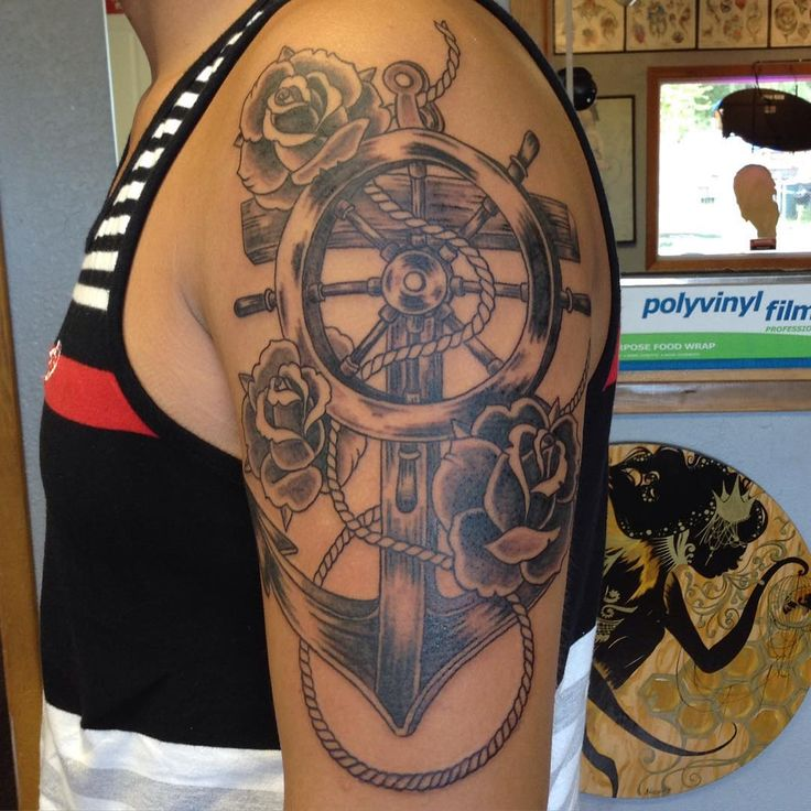 70 Strong Anchor Tattoo Designs And Meaning: Best 25+ Anchor Tattoo Design Ideas On Pinterest