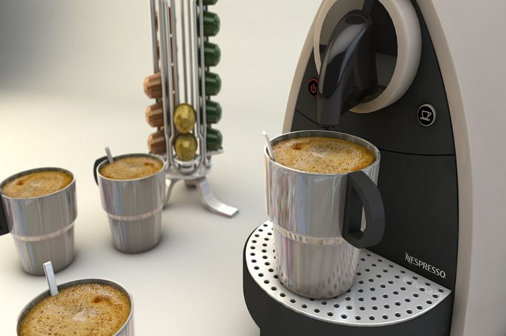 Nespresso anyone?