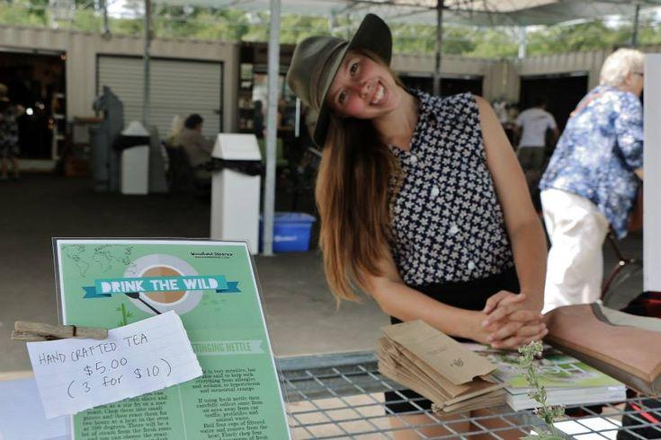 Woodland Sisters - The Farmers Market, Sudbury Ontario July 2014