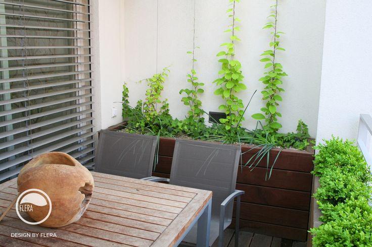 #landscape #architecture #garden #rooftop #flowerpot #resting #place