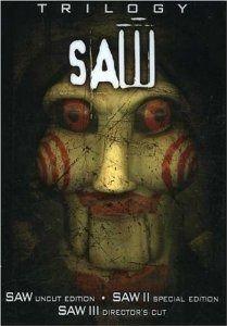 The Saw Trilogy (Saw/ Saw II/ Saw III) (2006) Love them All !!