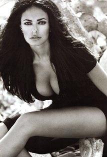 Maria Grazia Cucinotta - Italian beauty queen