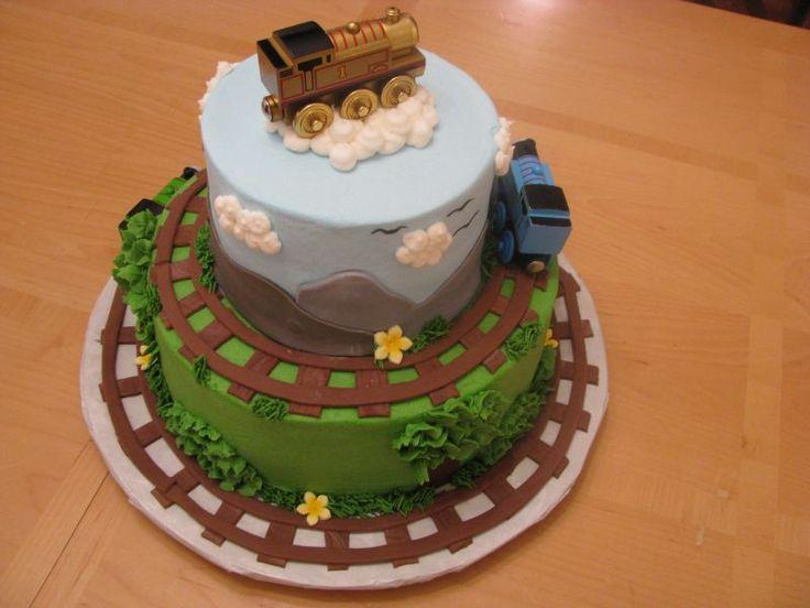 Chuggington Birthday Cake Decorations