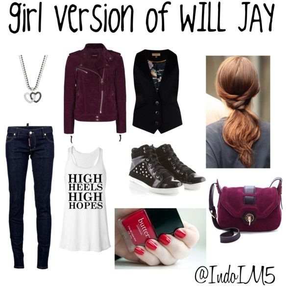Girl Version Of Will Jay Created By Im5 Lover On Polyvore