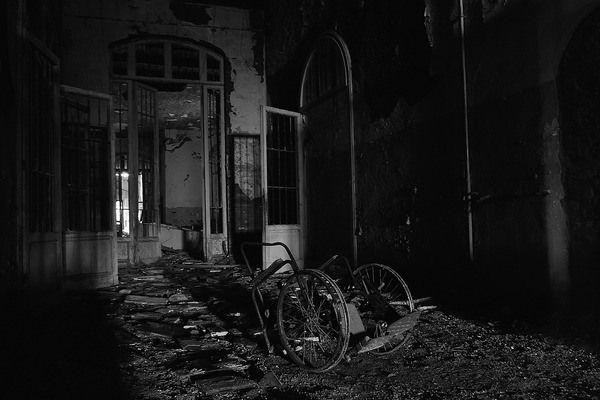 Ospedale Psichiatrico di Volterra Voleterra, ITALY