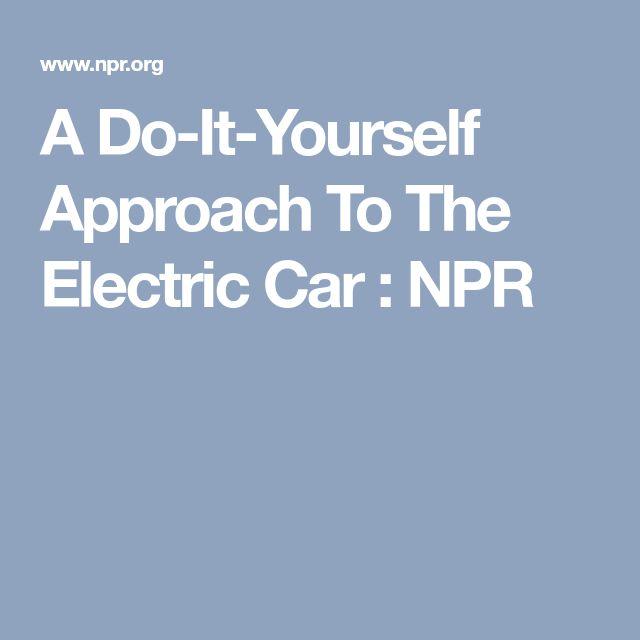 diy electric car conversion pdf