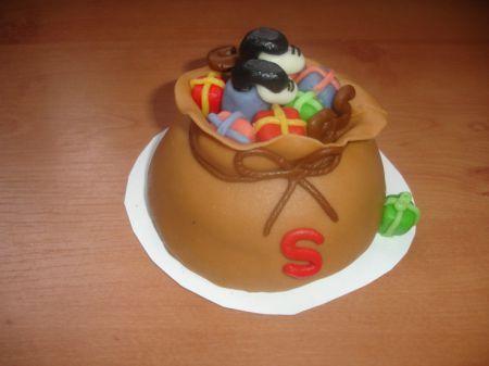 Ouder - Kind workshop zwarte pieten taart of de zak van Sint